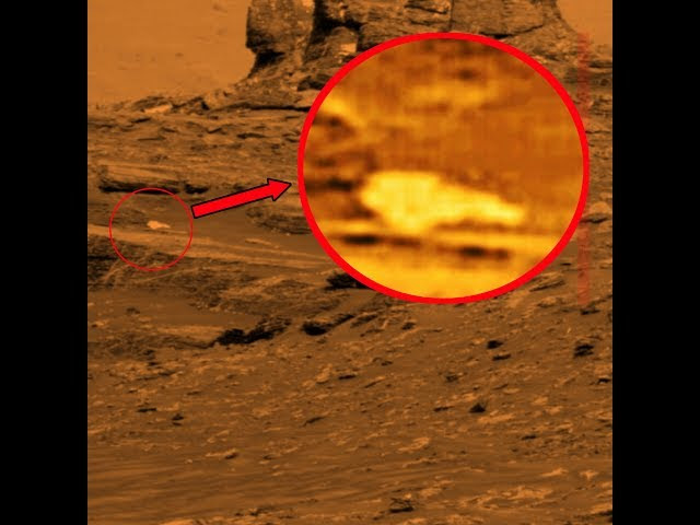 Strange Object Hovering On Mars?  Sddefault