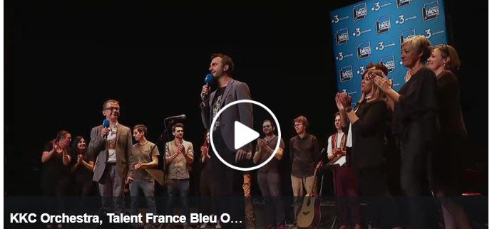 KKC Orchestra - Vidéo Talent France Bleu Occitanie