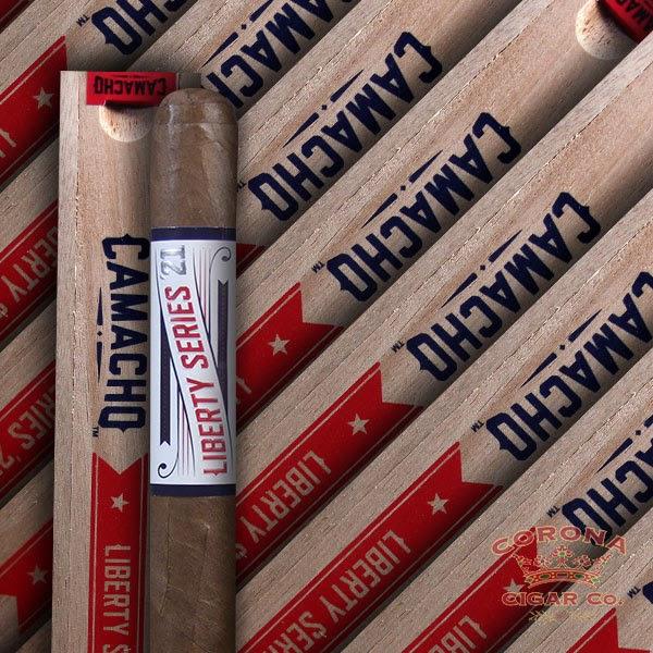 Image of Camacho Liberty 2021 Single Cigar