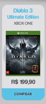 Diablo 3 - Ultimate Edition XBOX ONE