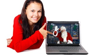 45% Off Pre-Recorded Video Call from Santa