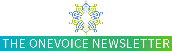 The OneVoice Newsletter