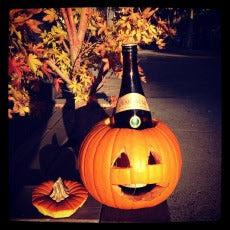 Sake Halloween Instagram Contest