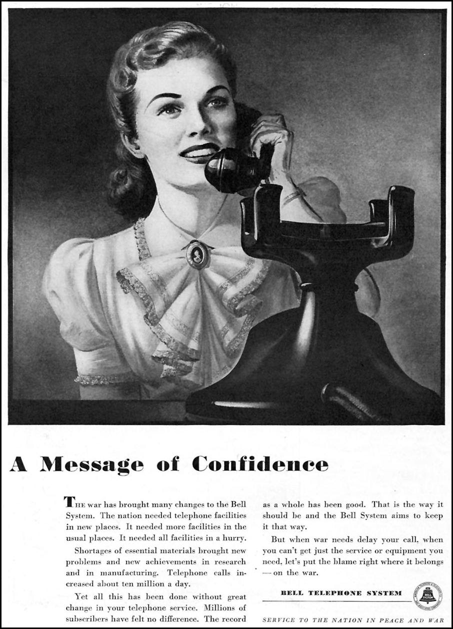 TELEPHONE SERVICE TIME 06/15/1942 p. 8