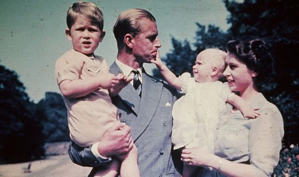 The Royal Family had plans