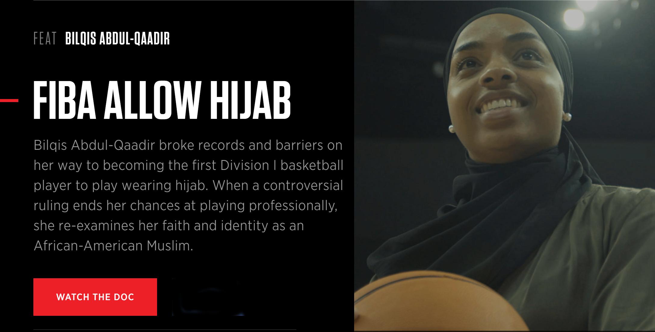 FIBA Allow Hijab