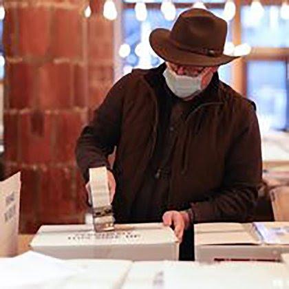 Tom Colicchio, uno de los chefs americanos más premiados, titular de nueve restaurantes, tres de ellos en Nueva York