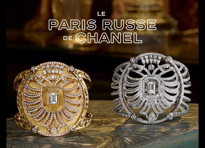 LE PARIS RUSSE DE CHANEL