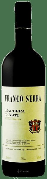 Image result for franco serra barbera