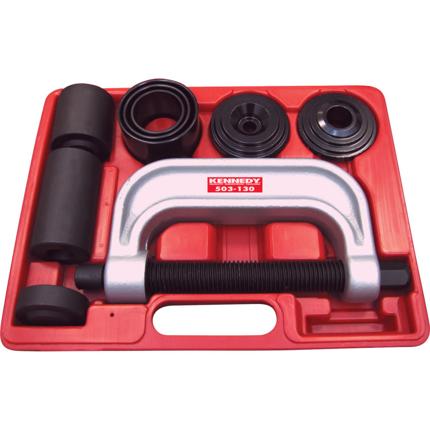 Ball Joint Servicing Kit BALL JOINT SERVICE TOOL SET WITH 4X4 ADAPTOR