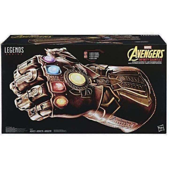 Image of Avengers: Infinity War Marvel Legends Infinity Gauntlet
