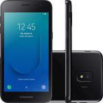 Smartphone Desbloqueado Samsung J260M Galaxy J2 Core Preto 16 GB - Claro