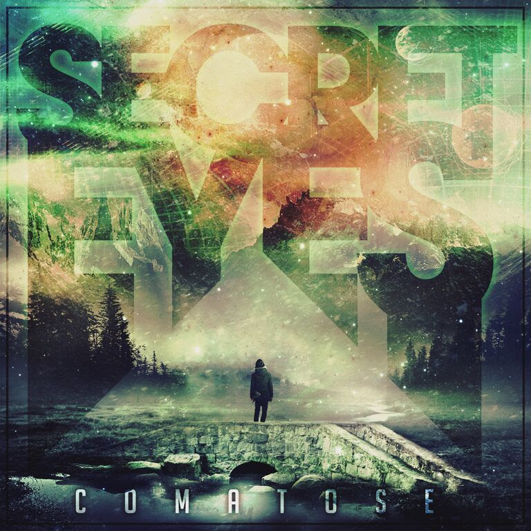 secret eyes comatose cover