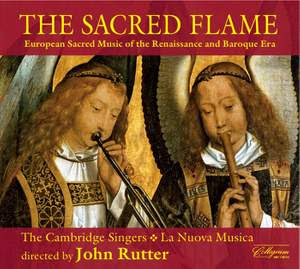 The Sacred Flame Product Image