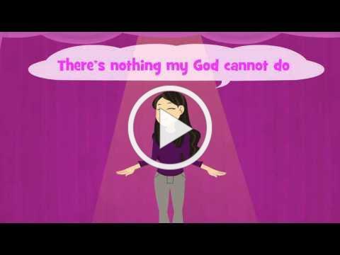 My God Is So Big | Bible Adventure Worship | LifeKids