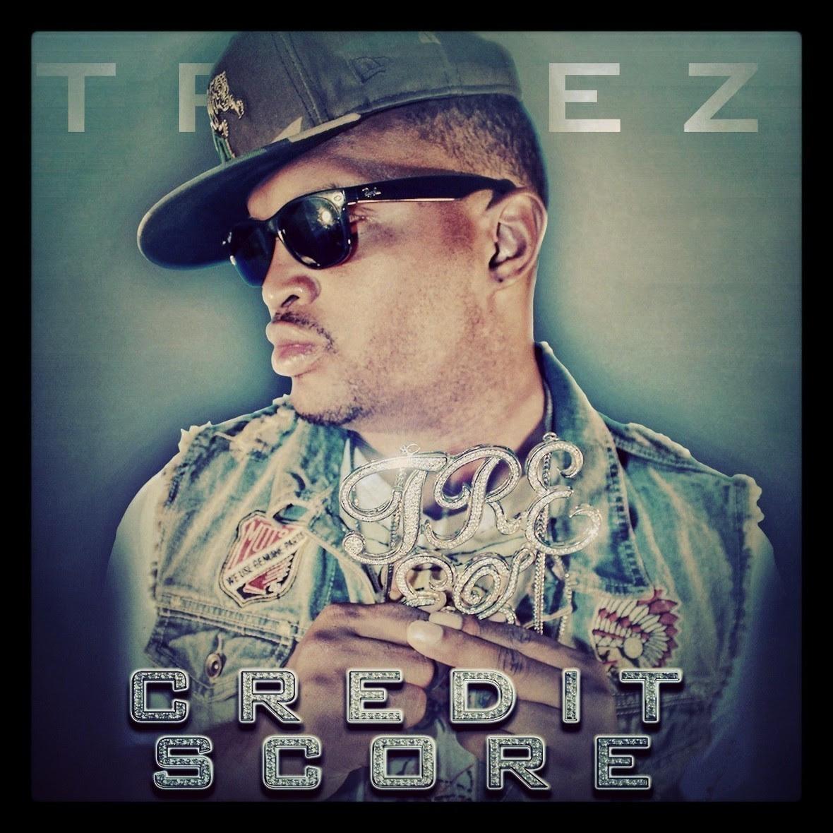 Tre-Ez - Credit Score artwork