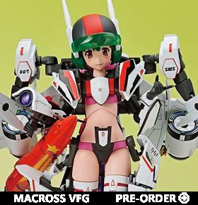 Variable Fighter Girls (V.F.G.)