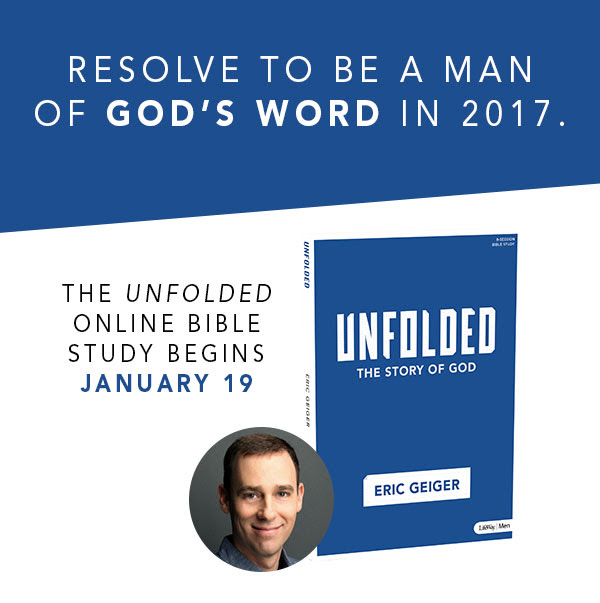 The Unfolded Online Bible Study begins January 19