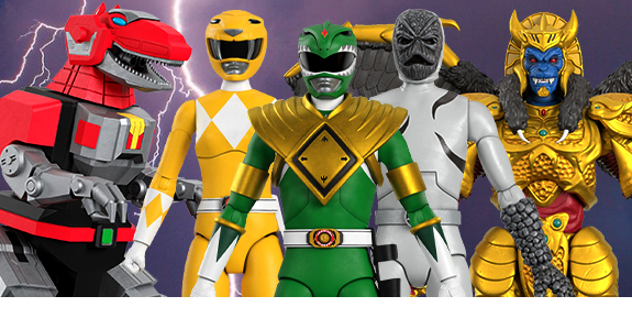 Mighty Morphin Power Rangers Ultimates