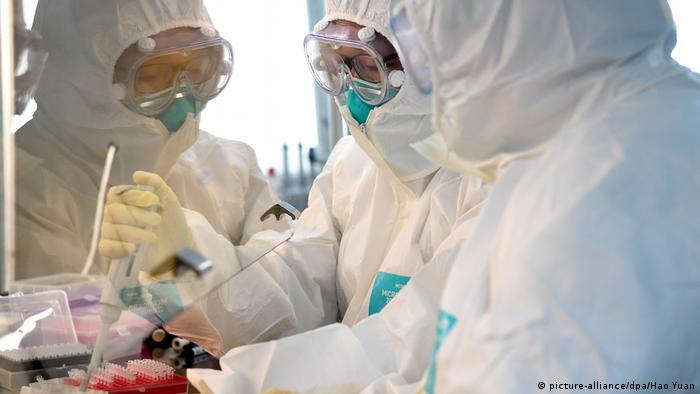 Pesquisadores chineses trabalham em vacina contra covid-19
