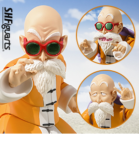 DRAGON BALL S.H.FIGUARTS MASTER ROSHI