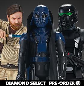 Star Wars Diamond Select