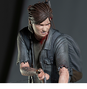 The Last of Us Part II Ellie with Bow Figure