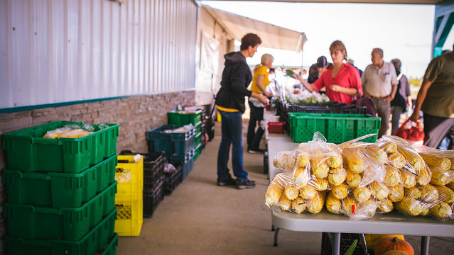 Celebrate the holidays with local food
