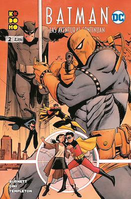 Batman: las aventuras continúan (Grapa 24 pp) #2