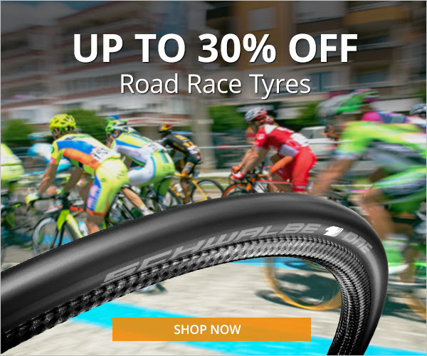 Wiggle save up to 30% off on road race tyres + free delivery on all orders over $80
