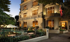 London: 4* Stay with Dinner