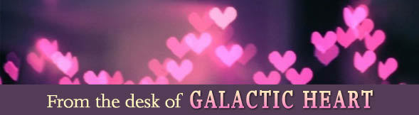 Galactic Heart New Pink Banner