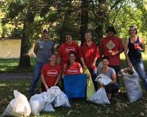 2018 CleanUP_Cannon Falls