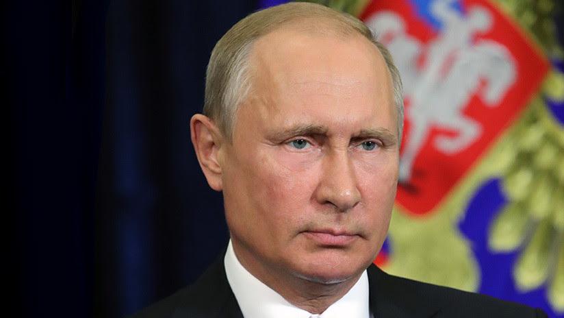 Putin sobre las sanciones de Occidente:
