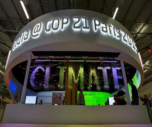 El reto de la COP21 es eliminar los obstáculos que han impedido elaborar un acuerdo que logre el consenso general. Foto: EFE