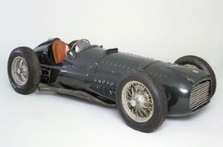Help support iconic 1950 BRM V16