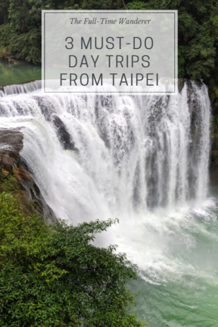 3 Must-Do Day Trips from Taipei