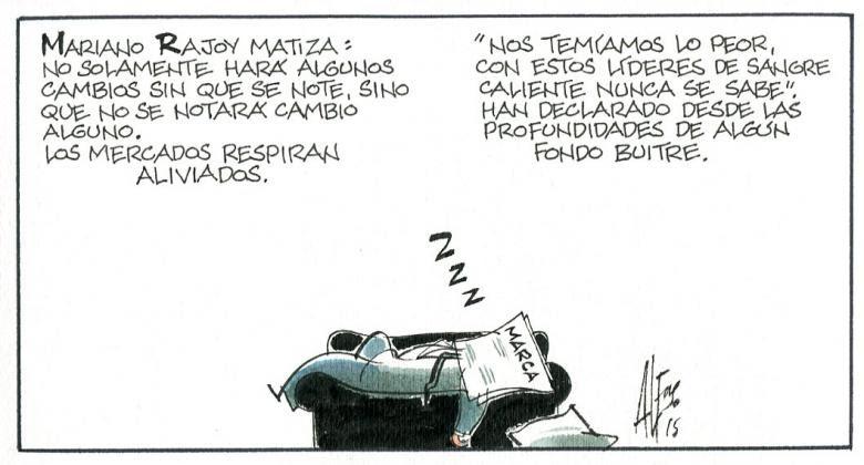 Viñeta Alfons Lunes 14 de junio