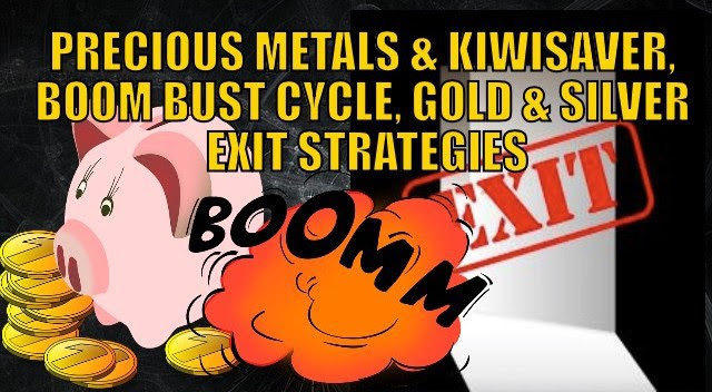 Precious metals and Kiwisaver