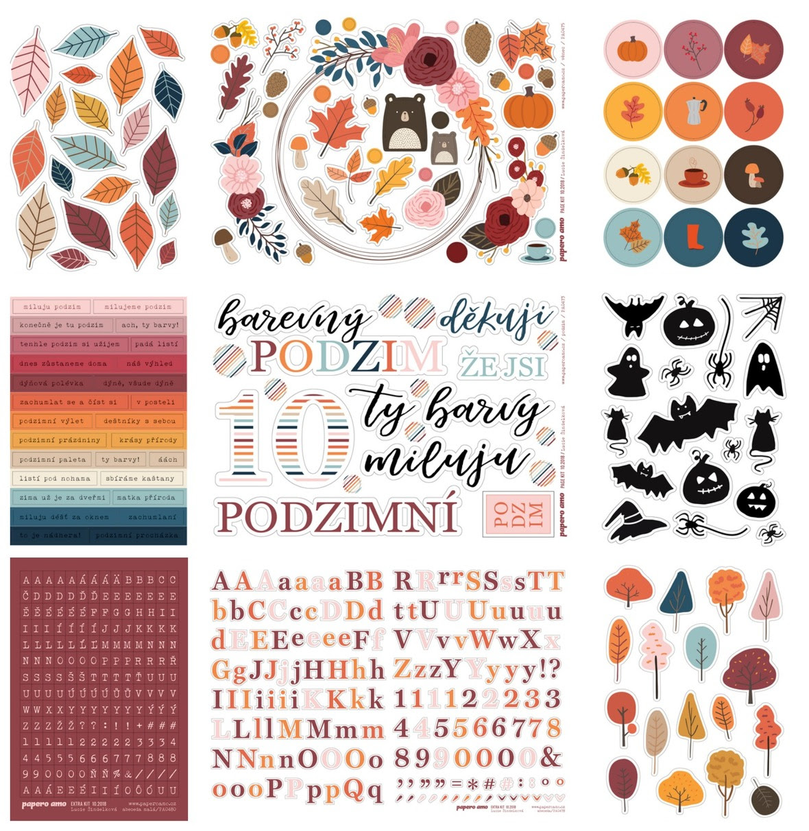 PicMonkey Collage page kit