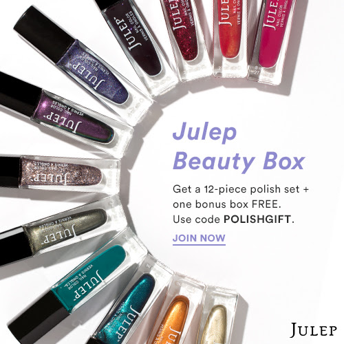 Join Julep today, to get a special bonus offer! - Confessions Of A Mommy Of 5