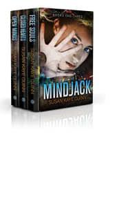 Mindjack Box Set: Books 1–3