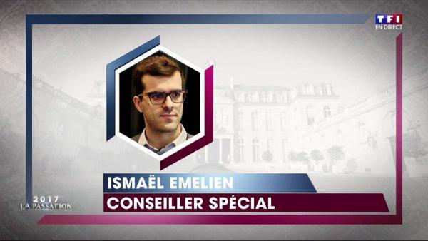 Ismaël Emelien, le conseiller d'Emmanuel Macron après avoir été celui de Nicolas Maduro, l'actuel président vénézuelien