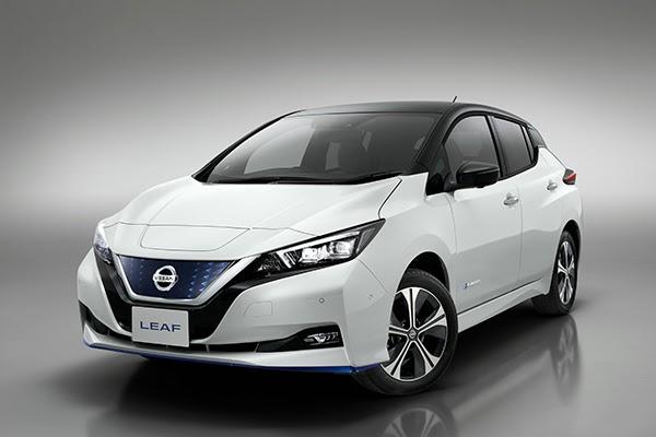 Ya se puede reservar el nuevo Nissan LEAF e+3.ZERO