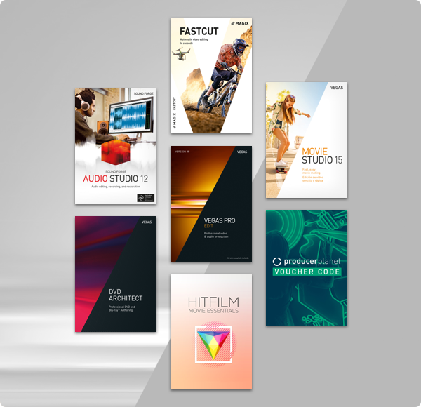 Humble Software Bundle: VEGAS Pro Even More Creative Freedom