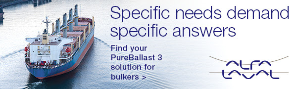 Alfa Laval - Optimised for large flows 1500 m³/h PureBallast 3 reactor - Get the facts