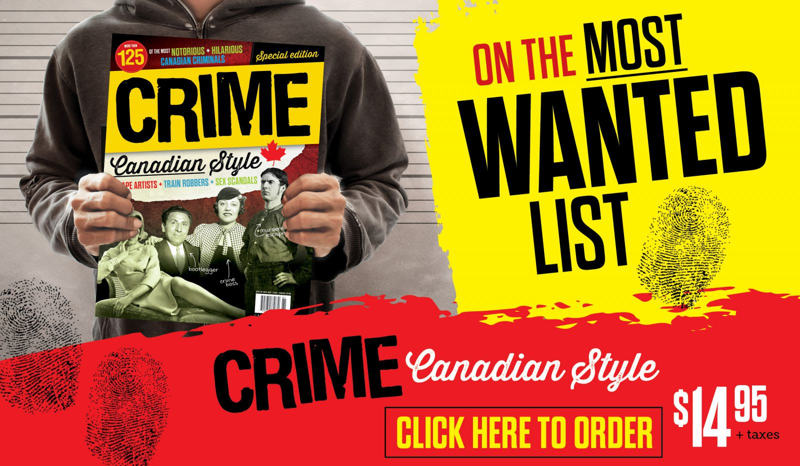 Crime, Canadian Style