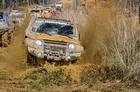 A turma da Adventure gosta de encarar os mais difíceis obstáculos off-road (Ney Evangelista/DFOTOS)