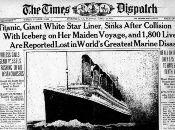 Se cumplen 107 años de uno de los mayores naufragios en la historia, el del Titanic.