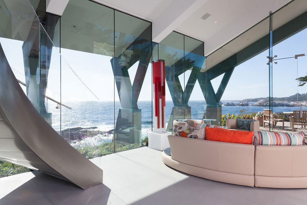Κομψό σπίτι στην Καλιφόρνια Σχεδιασμένο από τον Eric Miller Αρχιτέκτονες (15)